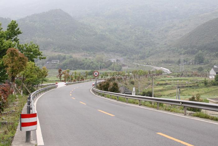 78省道改建工程